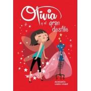 Olivia y el gran desfile / Olivia and the great fashion show by Laura Vaqu