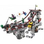 Spindelmannen: nätkrigarnas ultimata brostrid (Lego 76057 Spider-Man Super Heroes)