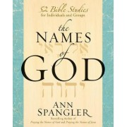 The Names of God by Ann Spangler