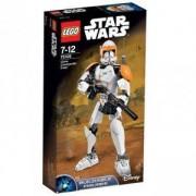 Сглобяема фигура ЛЕГО СТАР УОРС - командир Коди, LEGO Star Wars Constraction, 75108