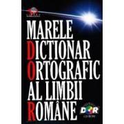 Marele dictionar ortografic al limbii romane - Contine CD-Rom
