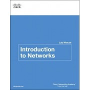 Introduction to Networks V5.0 Lab Manual by Cisco Networking Academy