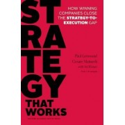 Strategy That Works by Paul Leinwand