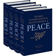The Oxford International Encyclopedia of Peace: Four-volume set by Nigel Young