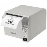 Imprimanta termica Epson TM-T70II, USB, Serial, alba