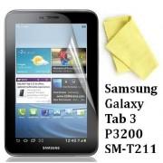 Folie protectie ecran mata (antiamprenta) pentru tableta Samsung Galaxy Tab 3 P3200 (T211) / P3210 (T210)