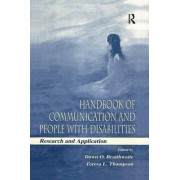 Handbook of Communication and People with Disabilities: Research and Application