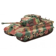 Revell 03249 Tiger II AUSF. B Henschel Turret, scala 1: 35