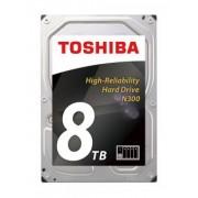 Toshiba N300 NAS - High-Reliability Hard Drive 8TB BULK