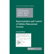Representation and Control of Infinite-Dimensional Systems: v. 1 by Alain Bensoussan