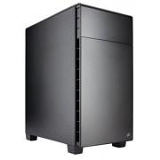 Corsair Carbide Quiet 600Q CC-9011080-WW Case da Gaming per PC, ATX Invertito, Insonorizzato, Nero