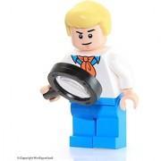 LEGO Scooby-Doo Minifigure - Fred Jones from Mystery Machine (75902)