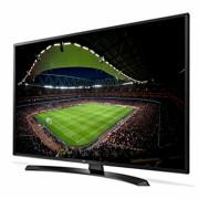"LG 49LH630V, 49"" LED Full HD TV, 1920x1080, DVB-C/T2/S2, 900 PMI, Smart, Built in Wifi, HDMI, WiDi, CI, USB, Crescent Stand, Metallic/Black"
