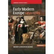 Early Modern Europe, 1450-1789 by Merry E. Wiesner-Hanks
