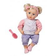 Zapf Creation 794234 - Muñena Baby Annabell Sophia so Soft