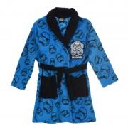 Robe De Chambre Star Wars Bleu Taille De 4 À 10 Ans