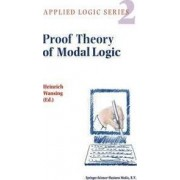 Proof Theory of Modal Logic by Heinrich Wansing