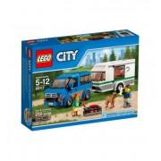 LEGO City Бус и каравана 60117