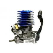RCECHO® SH ENGINES Model Blue 18 Nitro Engine 2.74cc RC Car Buggy Truck Truggy EG630 con RCECHO® Full Version Edition Aplicaciones