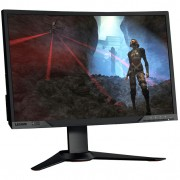 Lenovo (FHD Wide IPS) 27 Curved Gaming Y27g RE LED 1920x1080 FullHD 16:9 4ms 300cd/m2, HDMI, DP, Black