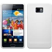 Husa Blautel BLTFSIGB2 protectie spate Samsung Galaxy S2 (Alb)