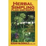 Herbal Simpling Plain and Simple by Susan McDonald
