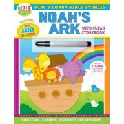 Play and Learn Bible Stories: Noah's Ark by Twin Sisters(r)