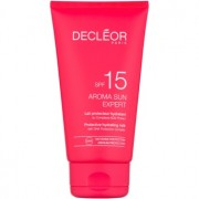 Decléor Aroma Sun Expert leite after sun hidratante SPF 15 150 ml