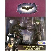 Batman vs The Joker Dark Knight Movie Masters Multi-pack