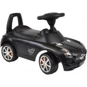 Mercedes-Benz SLS AMG mat zwart voor kinderen vanaf 1 jaar