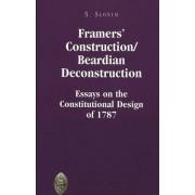 Framers' Construction/Beardian Deconstruction by Shlomo Slonim