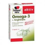 Doppelherz Aktiv Omega-3 + Anghinare 30cps