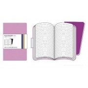 Moleskine XL Ruled Pink