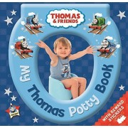 Thomas the Train And Friends Potty Book My First Potty Ages 2+