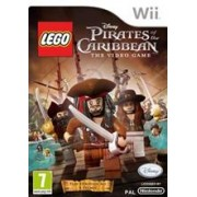 Lego Pirates Of The Caribbean Nintendo Wii