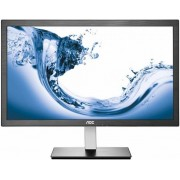 "Monitor IPS LED AOC 21.5"" I2276VWM, Full HD, VGA, HDMI, 5ms (Negru) + Set curatare Serioux SRXA-CLN150CL, pentru ecrane LCD, 150 ml + Cartela SIM Orange PrePay, 5 euro credit, 8 GB internet 4G"