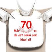 Pártedli / Már 70-es