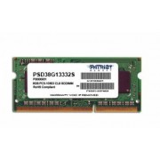 Patriot Memory 8 GB SO-DIMM DDR3 - 1333MHz - (PSD38G13332S) Patriot Signature CL9