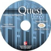 Quest: Introduction to Listening and Speaking by Laurie Blass