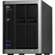 Hard disk extern Western Digital My Book Pro 16TB 3.5 inch USB 3.0 Black