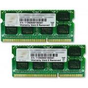 G.Skill 16 GB SO-DIMM DDR3 - 1333MHz - (F3-10666CL9D-16GBSQ) G.Skill Value-Serie CL9