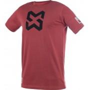 Modyf Tee-shirt Modyf X Finity Marsala Red