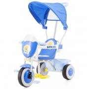 Tricicleta cu copertina Chipolino Spring blue