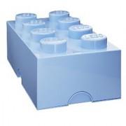 LEGO Storage Brick 8 Light Blue
