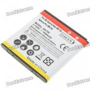 3.7V 1600mAh Bateria recargable para Sony Ericsson BA700
