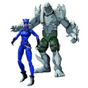 DC Collectibles Injustice: Catwoman vs. Doomsday Action Figure 2-Pack