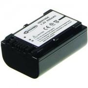 Sony NP-FV100 Akku, 2-Power ersatz