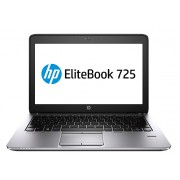 HP Notebook HP EliteBook 725 A10-7300 12.5 8GB/256 HSPA PC, INTL Keyboard US (QWERTY)