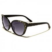 VG Eyewear dames zonnebril Zwart Groen VG29016