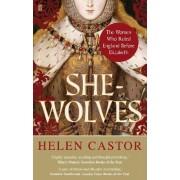 She-Wolves by Helen Castor